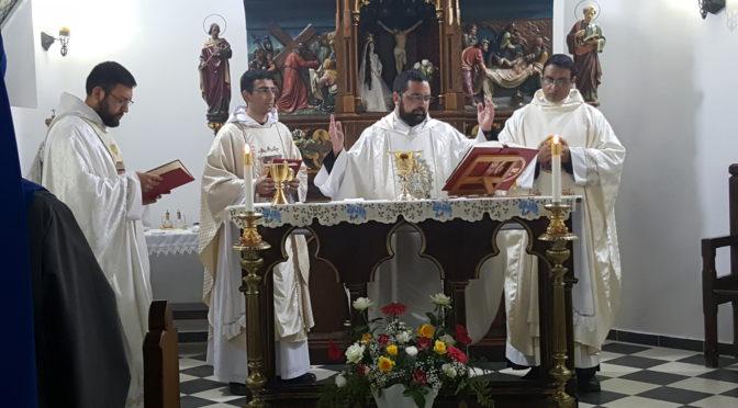 La Eucaristía: Sacrificio de Alabanza